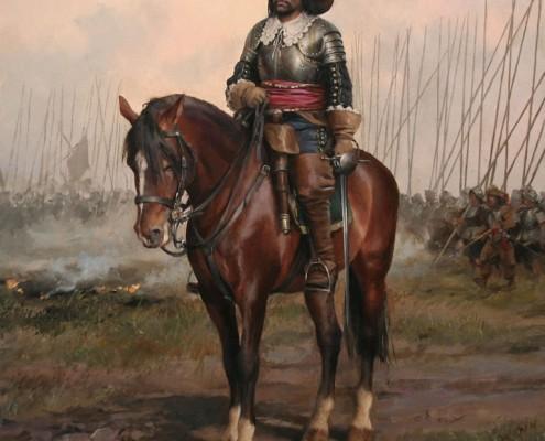 Caballeria Ligera Española S.XVII - Augusto Ferrer-Dalmau