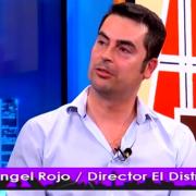 Entrevista a Jesús Ángel Rojo en el programa El Ático