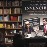 Jesús Ánge Rojo Pinilla presentó su obra al público hispanoamericano en la librería Books&Books de Miami_completo