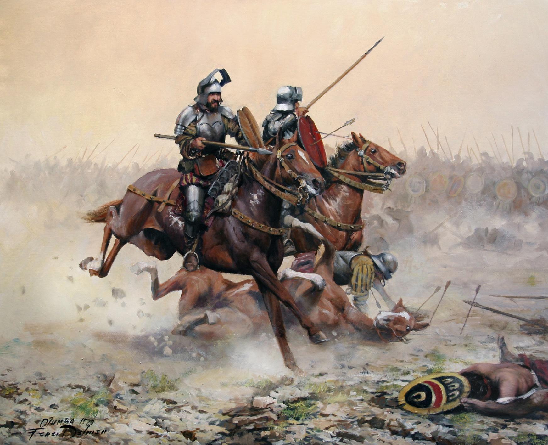 Diario semanal de desarrollo de Bannerlord 10: BATTANIA - Página 2 Otumba