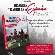 NOVEDAD: Grandes traidores a España