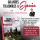 Jesús Á. Rojo firmará 'Grandes traidores a España' el próximo 30 de diciembre en la librería Neblí